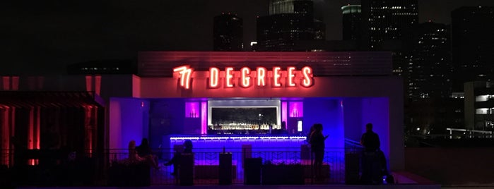 77 Degrees is one of Houston Bars/Clubs/Lounge.