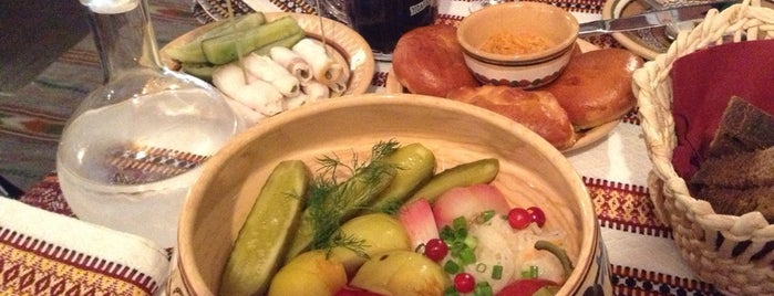 Корчма «Тарас Бульба» is one of Best eating out places in Kiev.
