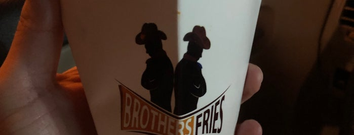 Brothers Fries is one of Resturants.