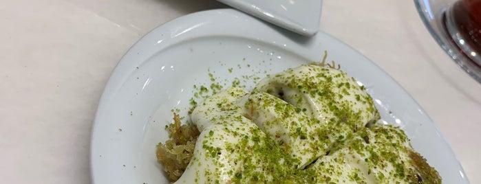 Ankara da Yemek
