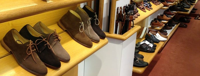 Russell & Bromley is one of London shopping..