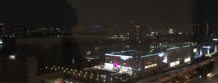 Grand Nikko Tokyo Daiba is one of Turusan 님이 좋아한 장소.