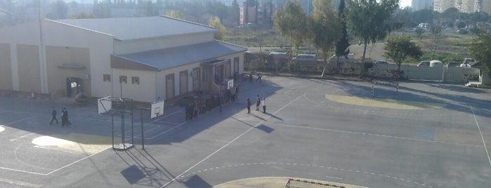 Muratpaşa Anadolu Lisesi is one of Tempat yang Disukai 🌜🌟hakan🌟🌛.