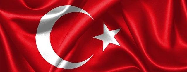 Turkey is one of Fitaş Pasajı.