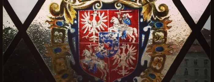 Lietuvos Didžiosios Kunigaikštystės valdovų rūmai | Palace of the Grand Dukes of Lithuania is one of Baltic Road Trip.