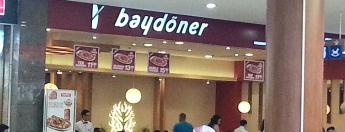 Baydöner is one of Yasemin Arzu 님이 저장한 장소.