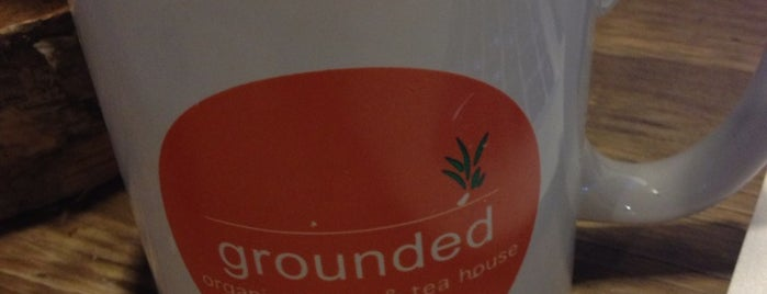 Grounded is one of NYC coffee shops to try.