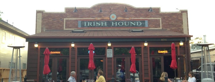 Irish Hound is one of CO.
