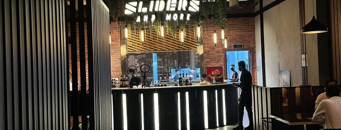 Sliders And More is one of Jeddah new.