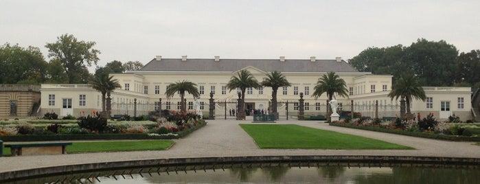 Schloss Herrenhausen is one of 4sq365de (1/2).