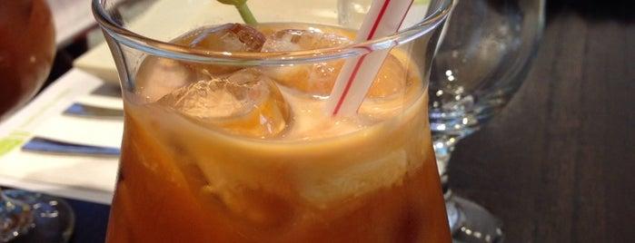 Lemongrass Thai Restaurant is one of Locais curtidos por Omer.