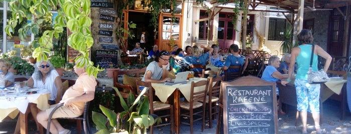 Kafene is one of Posti che sono piaciuti a Argyri.