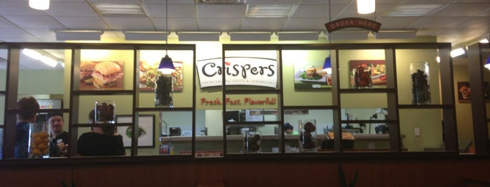 Crispers Fresh Salads, Soups and Sandwiches is one of Tampa Eateries.