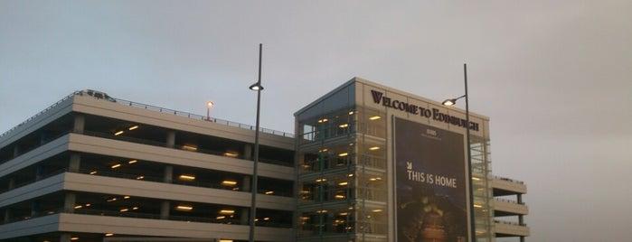 Aeropuerto de Edimburgo (EDI) is one of Airports Europe.