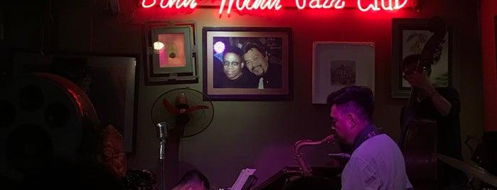 Bình Minh Jazz Club is one of Vietnam.