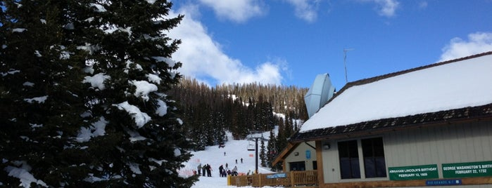 Wolf Creek Ski Area is one of Colorado Ski Areas.