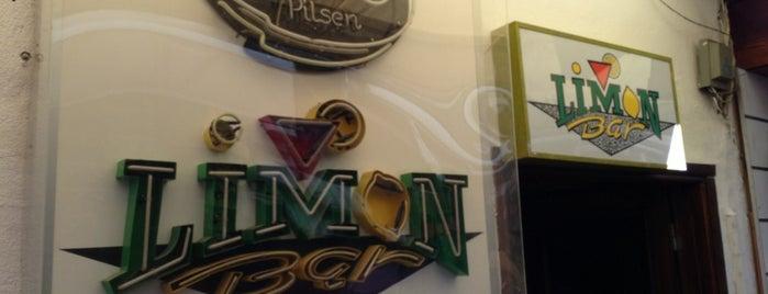 Limon Bar is one of Kuşadası.