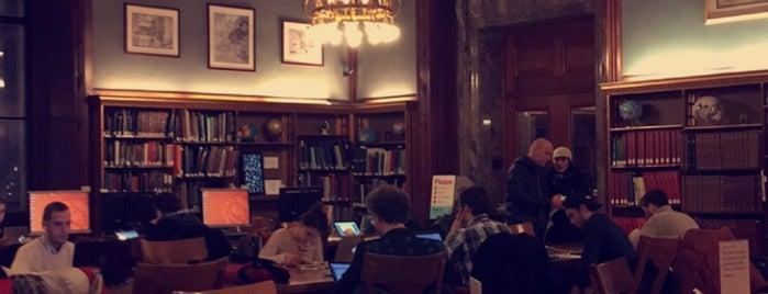 ニューヨーク公共図書館 is one of Nueva York.