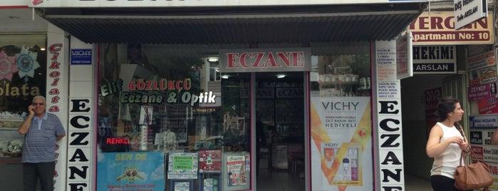 Elif Eczanesi Optik is one of Posti che sono piaciuti a Olcay.