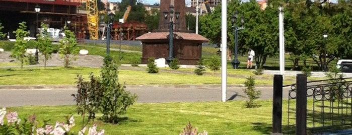 Памятник Александру III is one of Новосибирск / Novosibirsk.