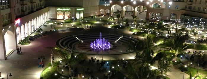 Salalah Gardens Mall is one of Salalah 2016.
