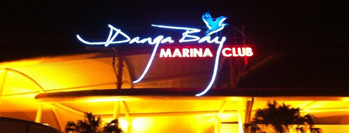 Danga Bay is one of Attraction Places to Visit.