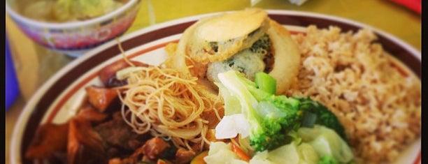 Suma's Veggie Cafe is one of Gr8 Vegan Veggie Spots in DFW.