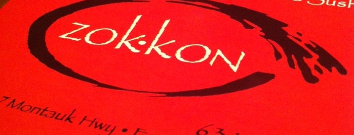 Zokkon is one of Out East.