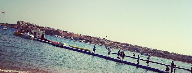 Naama Beach is one of Sharm.