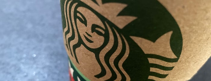 Starbucks is one of Deniz 님이 좋아한 장소.