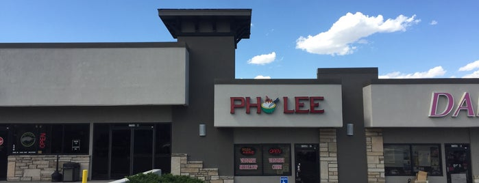 Pho Lee is one of Around Colorado.