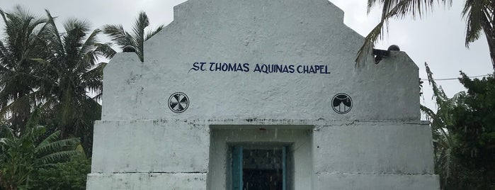 St. Thomas Aquinas Chapel is one of Spoiler babe. ❤️️.
