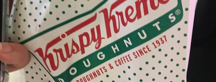 Krispy Kreme is one of Oxford Highlights.