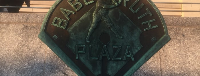 Babe Ruth Plaza is one of New York New York.