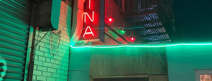 Cantina Taqueria & Tequila Bar is one of The Dog's Bollocks' Harlem Playlist.