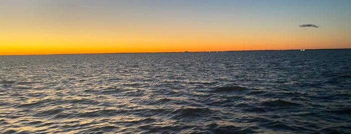Great South Bay is one of John : понравившиеся места.
