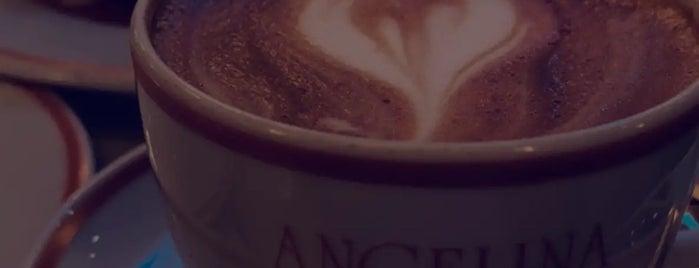 ANGELINA is one of Jeddah جده.