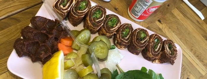 CiğKöfteci Bey is one of Ankara da yemek.