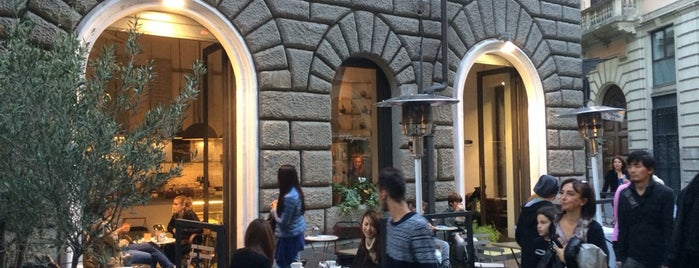 Gran Caffè Roma is one of Italy: Dining, Coffee, Nightlife & Outings.
