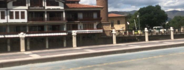 Amasya is one of hatice 님이 좋아한 장소.