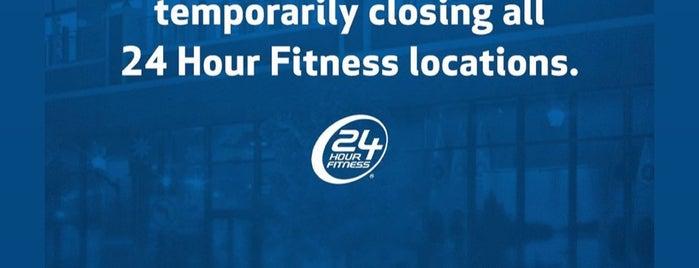 24 Hour Fitness is one of Locais curtidos por Jason.