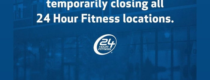 24 Hour Fitness is one of สถานที่ที่ Jason ถูกใจ.