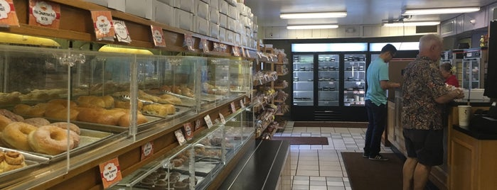 Home Maid Bakery is one of Maui.
