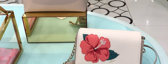 kate spade new york is one of Hawaii Omiyage.