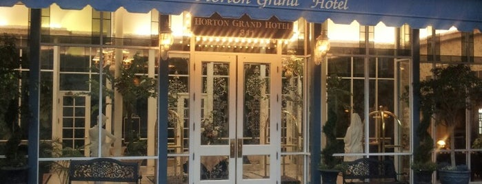 Horton Grand Hotel is one of San Diego.