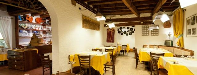 Osteria Bentigodi is one of Italy.
