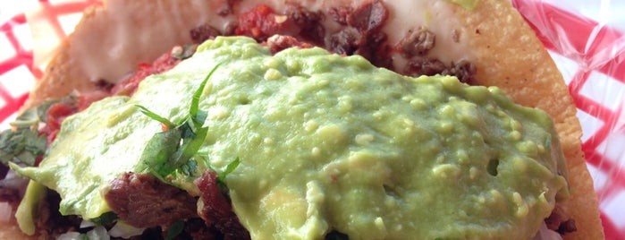 Tacos El Ruso is one of Lieux sauvegardés par Josh.