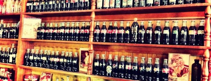 Biedenharn Coca-Cola Museum is one of สถานที่ที่ Chris ถูกใจ.