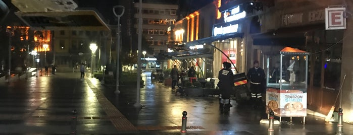 Meydan Parkı is one of Trabzon.