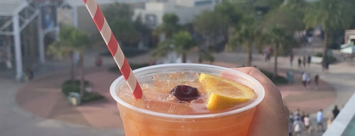 Coca-Cola Store Rooftop Beverage Bar is one of WDW Passholder Discounts.